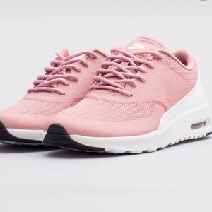NEW Nike Air Max Thea in Rust Pink Size 9.5